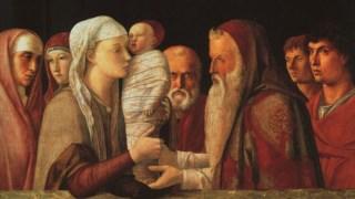 <i>Apresentação no Templo</i>, de Giovanni Bellini