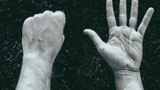Dedo, modelo de mão