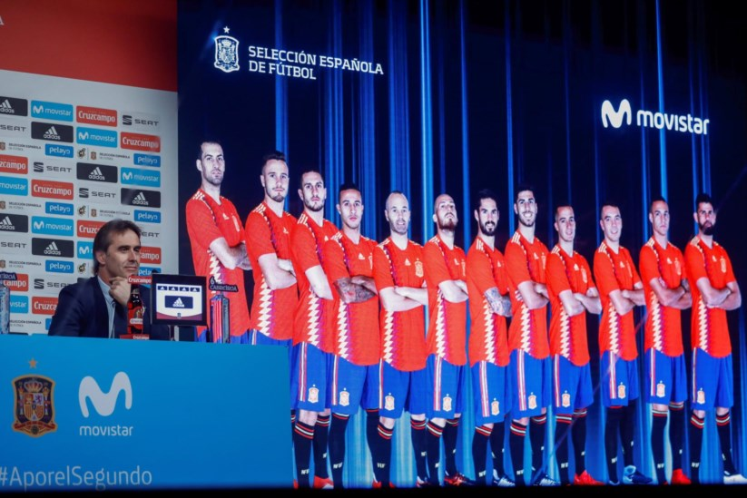 4a72fb2064 Morata e Sergi Roberto fora dos 23 convocados de Espanha
