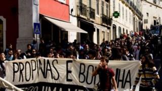 Os líderes estudantis recusam a ideia de os jovens de hoje não serem reivindicativos Laura Haanpaa