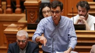 O deputado do Bloco de Esquerda, Jorge Costa