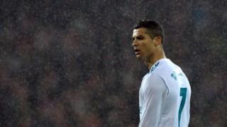 Cristiano Ronaldo mostrou-se solidário com os jogadores do Sporting, seu antigo clube