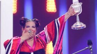 A cantora israelita Netta venceu o festival da Eurovisão de 2018