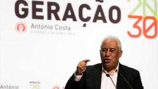 António Costa viu confirmados 96% dos votos dos militantes do PS