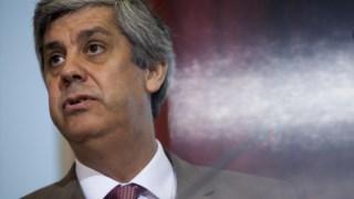 O Ministério das Finanças afirma que o défice das Administrações Públicas totalizou 2022 milhões de euros