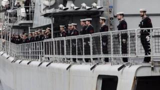 A Marinha tem várias mulheres comandantes de navio, sobretudo lanchas de fiscalização rápida