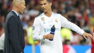Cristiano Ronaldo já tinha falado de uma possível saída do clube em Junho do ano passado
