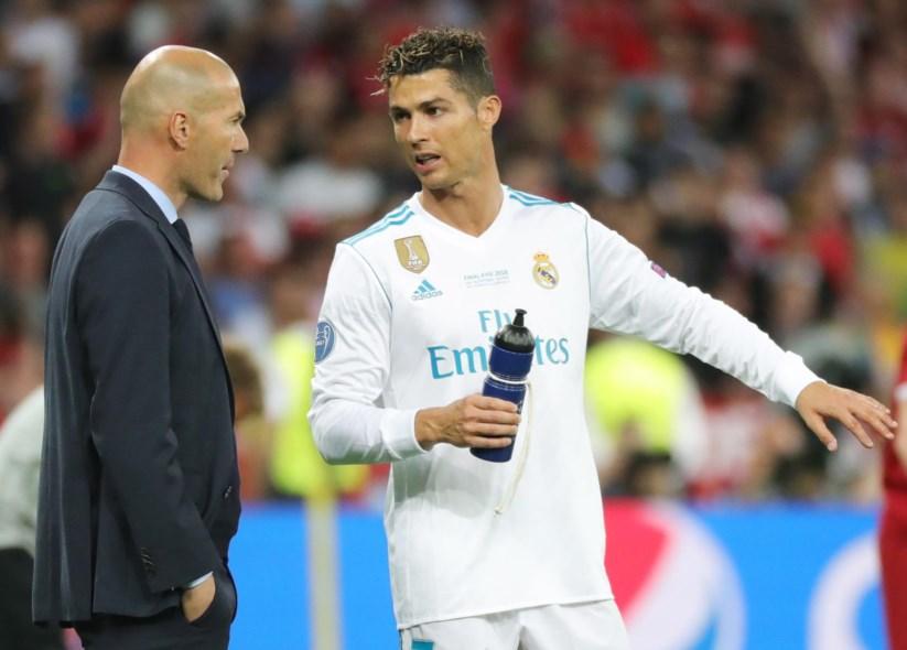 """249f96619b Ronaldo  """"Foi muito bonito estar no Real Madrid!"""""""