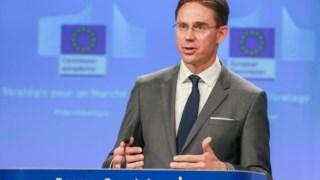 Jyerk Katainen, vice-presidente da Comissão Europeia apresentou nova política de coesão.