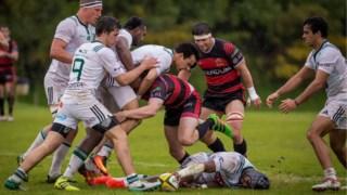 Liga de Rugby, Tackle, união do rugby, torneio, futebol gaélico