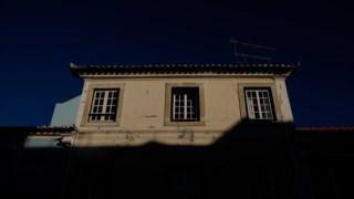 Janela, casa, arquitetura, fachada
