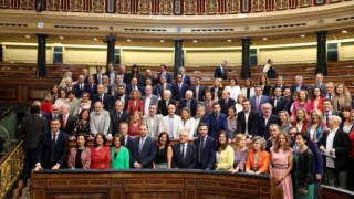 Pedro Sánchez, Mariano Rajoy, Parlamento, Espanha, Partido dos Trabalhadores Socialistas Espanhóis