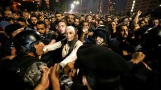 Protesto, Amman, 2011–12 protestos jordanianos