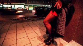 Rádio Sveriges, Prostituição, Lei de prostituição