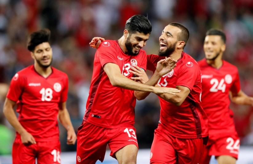 Resultado de imagem para jogadores tunisia 2018
