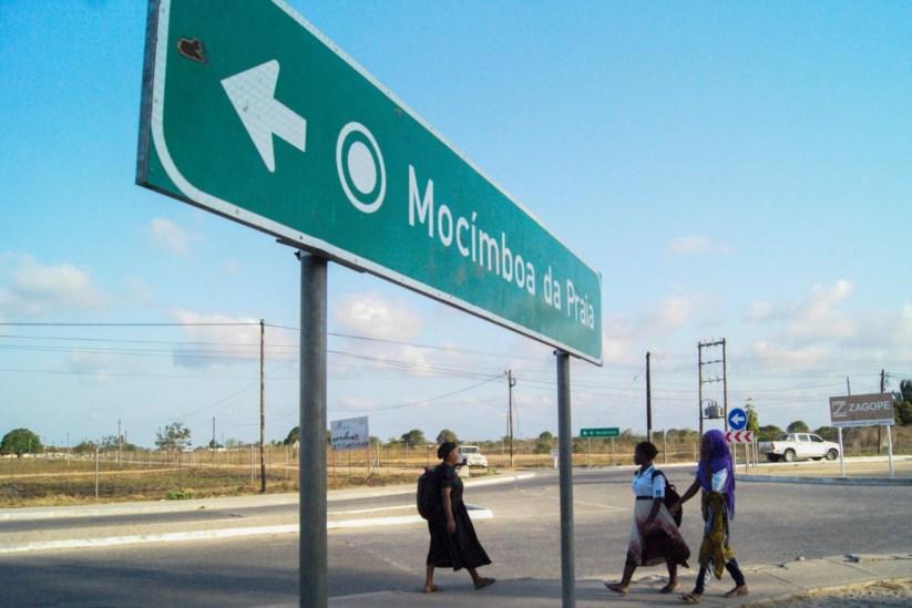 Mocímboa da Praia foi um dos locais onde se iniciou a vaga de violência