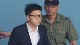 Edward Leung, independência de Hong Kong, prisão