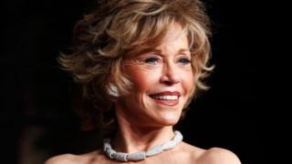Jane Fonda, ritidoplastia, livro de treino de Jane Fonda