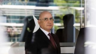 Duarte Lima  é acusado, pela justiça brasileira, do assassinato de Rosalina Ribeiro em 2009