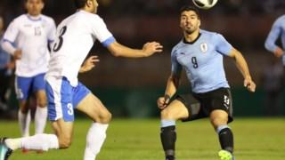 Luis Suárez, seleção de futebol do Uruguai, Copa do Mundo de 2018, futebol internacional, Estadio Centenario