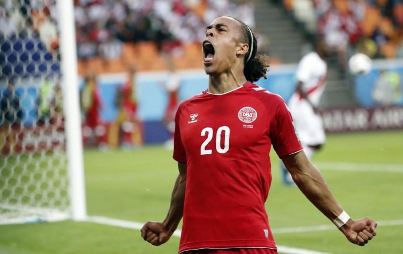 Dinamarca estreia-se com vitória sobre o Peru  d0143fa11b082
