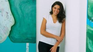 Catarina Mantero é uma artista portuguesa emigrada em Nova Iorque DR