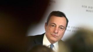 Mario Draghi, Banco Central Europeu, Europeiska centralbankens ordförande