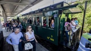Comboio, Linha do Vouga, Estação Ferroviária de Aveiro, Transporte Ferroviário