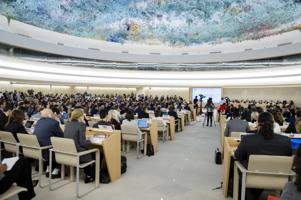 Resultado de imagem para EUA vai abandonar o Conselho de Direitos Humanos da ONU