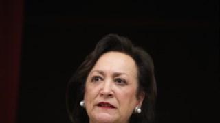 A procuradora-geral da República, Joana Marques Vidal, termina o mandato em Outubro.