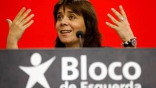 Catarina Martins já tem moção à convenção do BE, em Novembro