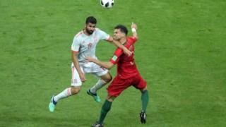 Diego Costa, Cristiano Ronaldo, Espanha, time de futebol nacional, seleção nacional de futebol de Portugal, 2018 Copa do Mundo, Espanha