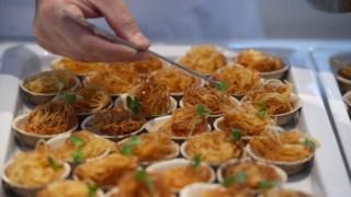 Aperitivo, Cozinha Vegetariana, Cozinha Chinesa, Cozinha Asiática