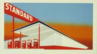 Estação Standard, Museu de Arte Moderna de São Francisco, Galeria Gagosian, Artista