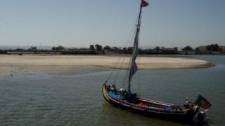 Vela, embarcação de pesca