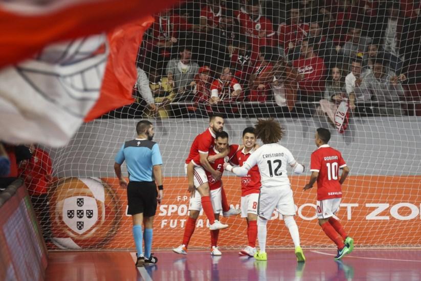 Sérgio Magalhães fez parte da equipa de arbitragem do Sporting-Benfica 798642627ec97