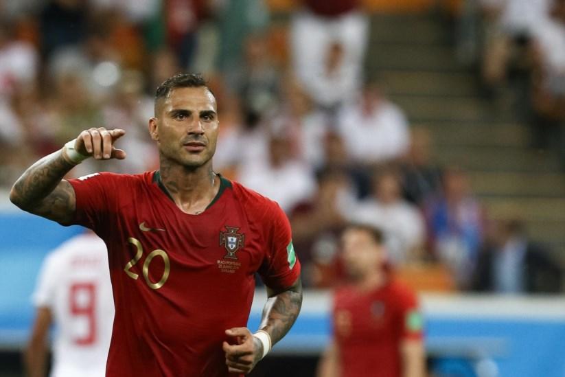 Quaresma fez o golo de Portugal 981996215ffdb