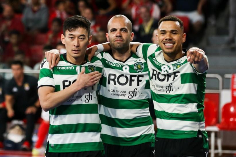 Sporting vence Benfica e obriga a