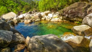 Córrego, Recursos hídricos, Reserva natural