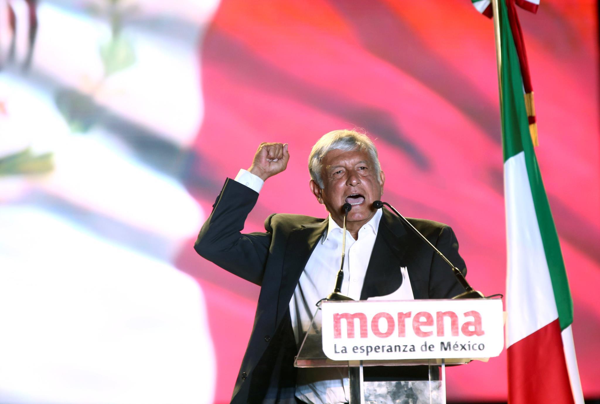Andrés Manuel López Obrador, México, eleição geral do México, 2018, eleição geral do México, 2012