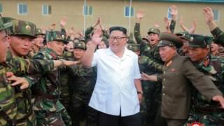 Kim Jong-un, Donald Trump, Coréia do Norte, soldado, Estados Unidos, arma nuclear