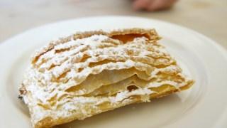 Pastelaria dinamarquesa, Mille-feuille, massa folhada, cozinha asiática