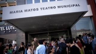 Teatro Maria Matos, Teatro, Teatro