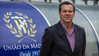 Filipe Silva, presidente da SAD do União da Madeira.
