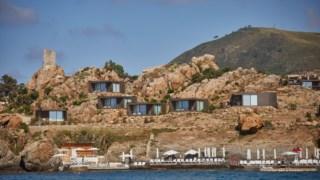 Club Med Cefalu, Hotel, Club Med