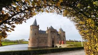 Idade Média, casa senhorial, castelo, castelo de Muiden, castelo