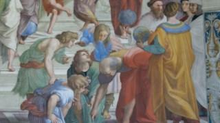 Raphael, Museus do Vaticano, Salas de Rafael, Capela Sistina, A Escola de Atenas, Renascença, Stanza della Segnatura, Museu