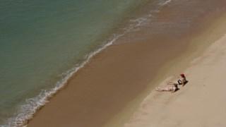 Praia, costa