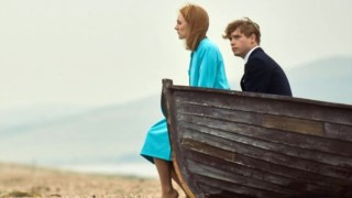 Na praia de Chesil, na praia de Chesil, Ian McEwan, Saoirse Ronan