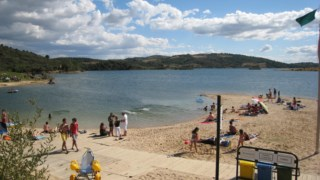 Praia do Azibo, Praia, Bragança, Santa Combinha, Rio Azibo, Praias Fluviais, Vale da Porca, Azibo